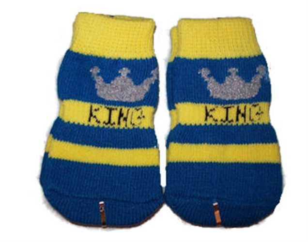 King Dog Socks - dsd-king