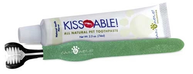 KissAble Toothpaste Combo for Dogs