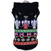 LED Lighting Patterned Holiday Sweater Hoodie  - petlife-holiday-hoodie