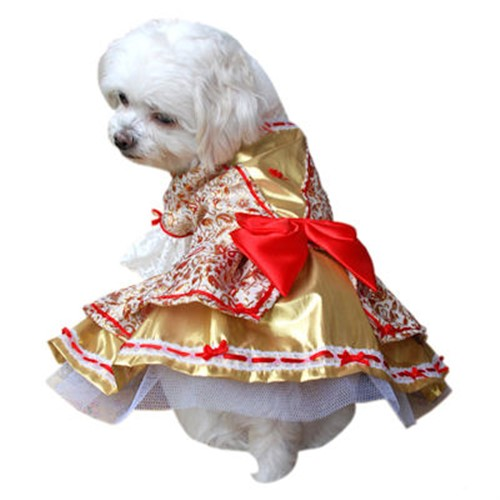 Lady Marie Dog Costume - ant-lady-marie