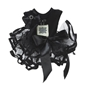 Le Chien Tutu Dog Dress- Black