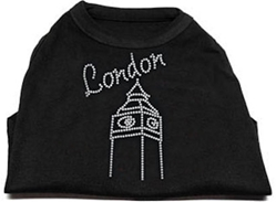 London Rhinestone Dog Tank Shirt dog bowls,susan lanci, puppia,wooflink, luxury dog boutique,tonimari,pet clothes, dog clothes, puppy clothes, pet store, dog store, puppy boutique store, dog boutique, pet boutique, puppy boutique, Bloomingtails, dog, small dog clothes, large dog clothes, large dog costumes, small dog costumes, pet stuff, Halloween dog, puppy Halloween, pet Halloween, clothes, dog puppy Halloween, dog sale, pet sale, puppy sale, pet dog tank, pet tank, pet shirt, dog shirt, puppy shirt,puppy tank, I see spot, dog collars, dog leads, pet collar, pet lead,puppy collar, puppy lead, dog toys, pet toys, puppy toy, dog beds, pet beds, puppy bed,  beds,dog mat, pet mat, puppy mat, fab dog pet sweater, dog sweater, dog winter, pet winter,dog raincoat, pet raincoat,