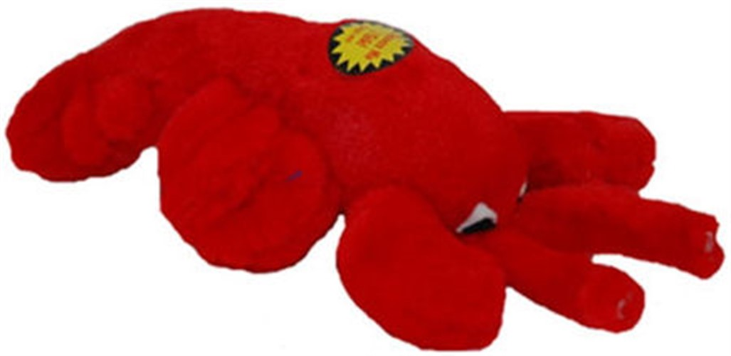 Look Whos Talking - Lobster Dog Toy