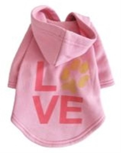 Love Charity Hoodie - Purple or Pink - toru-loveX-R5U