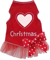 Love Heart Christmas Tulle Dog Dress  dog bowls,susan lanci, puppia,wooflink, luxury dog boutique,tonimari,pet clothes, dog clothes, puppy clothes, pet store, dog store, puppy boutique store, dog boutique, pet boutique, puppy boutique, Bloomingtails, dog, small dog clothes, large dog clothes, large dog costumes, small dog costumes, pet stuff, Halloween dog, puppy Halloween, pet Halloween, clothes, dog puppy Halloween, dog sale, pet sale, puppy sale, pet dog tank, pet tank, pet shirt, dog shirt, puppy shirt,puppy tank, I see spot, dog collars, dog leads, pet collar, pet lead,puppy collar, puppy lead, dog toys, pet toys, puppy toy, dog beds, pet beds, puppy bed,  beds,dog mat, pet mat, puppy mat, fab dog pet sweater, dog sweater, dog winter, pet winter,dog raincoat, pet raincoat