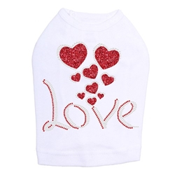 Love Hearts Dog Shirt in Many Colors   Roxy & Lulu, wooflink, susan lanci, dog clothes, small dog clothes, urban pup, pooch outfitters, dogo, hip doggie, doggie design, small dog dress, pet clotes, dog boutique. pet boutique, bloomingtails dog boutique, dog raincoat, dog rain coat, pet raincoat, dog shampoo, pet shampoo, dog bathrobe, pet bathrobe, dog carrier, small dog carrier, doggie couture, pet couture, dog football, dog toys, pet toys, dog clothes sale, pet clothes sale, shop local, pet store, dog store, dog chews, pet chews, worthy dog, dog bandana, pet bandana, dog halloween, pet halloween, dog holiday, pet holiday, dog teepee, custom dog clothes, pet pjs, dog pjs, pet pajamas, dog pajamas,dog sweater, pet sweater, dog hat, fabdog, fab dog, dog puffer coat, dog winter ja