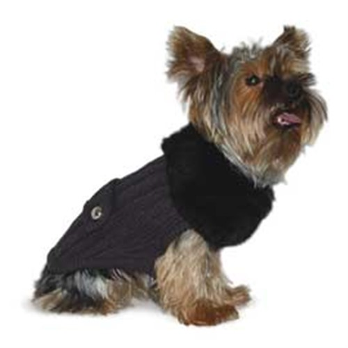 Luxy Fur  Dog Sweater - Various Colors - dgo-luxysweater