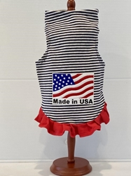 Made In The USA Dress-Several Colors Roxy & Lulu, wooflink, susan lanci, dog clothes, small dog clothes, urban pup, pooch outfitters, dogo, hip doggie, doggie design, small dog dress, pet clotes, dog boutique. pet boutique, bloomingtails dog boutique, dog raincoat, dog rain coat, pet raincoat, dog shampoo, pet shampoo, dog bathrobe, pet bathrobe, dog carrier, small dog carrier, doggie couture, pet couture, dog football, dog toys, pet toys, dog clothes sale, pet clothes sale, shop local, pet store, dog store, dog chews, pet chews, worthy dog, dog bandana, pet bandana, dog halloween, pet halloween, dog holiday, pet holiday, dog teepee, custom dog clothes, pet pjs, dog pjs, pet pajamas, dog pajamas,dog sweater, pet sweater, dog hat, fabdog, fab dog, dog puffer coat, dog winter ja