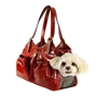 Metro Couture Carrier in Ruby Red with Tassle  wooflink, susan lanci, dog clothes, small dog clothes, urban pup, pooch outfitters, dogo, hip doggie, doggie design, small dog dress, pet clotes, dog boutique. pet boutique, bloomingtails dog boutique, dog raincoat, dog rain coat, pet raincoat, dog shampoo, pet shampoo, dog bathrobe, pet bathrobe, dog carrier, small dog carrier, doggie couture, pet couture, dog football, dog toys, pet toys, dog clothes sale, pet clothes sale, shop local, pet store, dog store, dog chews, pet chews, worthy dog, dog bandana, pet bandana, dog halloween, pet halloween, dog holiday, pet holiday, dog teepee, custom dog clothes, pet pjs, dog pjs, pet pajamas, dog pajamas,dog sweater, pet sweater, dog hat, fabdog, fab dog, dog puffer coat, dog winter jacket, dog col