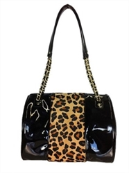 Mia Leopard Dog Carrier