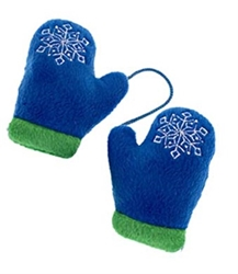 Mittens Dog Toy
