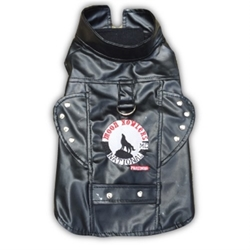 Moon Howlers Dog Bikers Vest