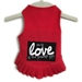 My Love is The Greatest Gift Dog Dress or Tank in Many Colors  - daisy-love