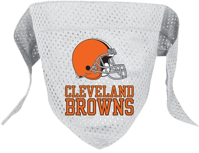 NFL  Dog Bandanna - Cleveland Browns - dn-browns-scarf