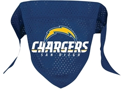 NFL  Dog Bandanna - San Diego Chargers