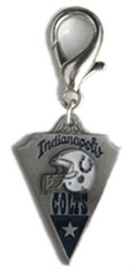 NFL Dog Charm - Indianapolis Colts