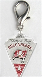 NFL Dog Charm - Tampa Bay Buccaneers