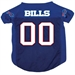 NFL Dog Jersey - Buffalo Bills Jersey - dn-bills