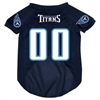 NFL Dog Jersey - Tennessee Titans  dog bowls,susan lanci, puppia,wooflink, luxury dog boutique,tonimari,pet clothes, dog clothes, puppy clothes, pet store, dog store, puppy boutique store, dog boutique, pet boutique, puppy boutique, Bloomingtails, dog, small dog clothes, large dog clothes, large dog costumes, small dog costumes, pet stuff, Halloween dog, puppy Halloween, pet Halloween, clothes, dog puppy Halloween, dog sale, pet sale, puppy sale, pet dog tank, pet tank, pet shirt, dog shirt, puppy shirt,puppy tank, I see spot, dog collars, dog leads, pet collar, pet lead,puppy collar, puppy lead, dog toys, pet toys, puppy toy, dog beds, pet beds, puppy bed,  beds,dog mat, pet mat, puppy mat, fab dog pet sweater, dog sweater, dog winter, pet winter,dog raincoat, pet raincoat