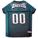 NFL Mesh Dog Jersey - Philadelphia Eagles - dn-eagles-jersey