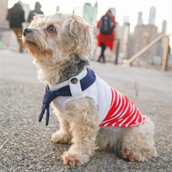 Nautical Stripe Dog Tank wooflink, susan lanci, dog clothes, small dog clothes, urban pup, pooch outfitters, dogo, hip doggie, doggie design, small dog dress, pet clotes, dog boutique. pet boutique, bloomingtails dog boutique, dog raincoat, dog rain coat, pet raincoat, dog shampoo, pet shampoo, dog bathrobe, pet bathrobe, dog carrier, small dog carrier, doggie couture, pet couture, dog football, dog toys, pet toys, dog clothes sale, pet clothes sale, shop local, pet store, dog store, dog chews, pet chews, worthy dog, dog bandana, pet bandana, dog halloween, pet halloween, dog holiday, pet holiday, dog teepee, custom dog clothes, pet pjs, dog pjs, pet pajamas, dog pajamas,dog sweater, pet sweater, dog hat, fabdog, fab dog, dog puffer coat, dog winter jacket, dog col