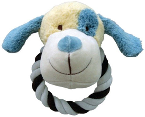 Oliver Rope Squeaker Toy