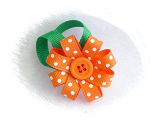 Orange Daisy Flower Bow puppia,wooflink, tonimari,pet clothes, dog clothes, puppy clothes, pet store, dog store, puppy boutique store, dog boutique, pet boutique, puppy boutique, Bloomingtails, dog, small dog clothes, large dog clothes, large dog costumes, small dog costumes, pet stuff, Halloween dog, puppy Halloween, pet Halloween, clothes, dog puppy Halloween, dog sale, pet sale, puppy sale, pet dog tank, pet tank, pet shirt, dog shirt, puppy shirt,puppy tank, I see spot, dog collars, dog leads, pet collar, pet lead,puppy collar, puppy lead, dog toys, pet toys, puppy toy, dog beds, pet beds, puppy bed,  beds,dog mat, pet mat, puppy mat, fab dog pet sweater, dog sweater, dog winter, pet winter,dog raincoat, pet raincoat, dog harness, puppy harness, pet harness, d
