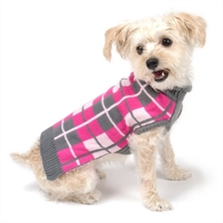 Oxford Plaid Pink Roll Neck Dog Sweater      puppy bed,  beds,dog mat, pet mat, puppy mat, fab dog pet sweater, dog swepet clothes, dog clothes, puppy clothes, pet store, dog store, puppy boutique store, dog boutique, pet boutique, puppy boutique, Bloomingtails, dog, small dog clothes, large dog clothes, large dog costumes, small dog costumes, pet stuff, Halloween dog, puppy Halloween, pet Halloween, clothes, dog puppy Halloween, dog sale, pet sale, puppy sale, pet dog tank, pet tank, pet shirt, dog shirt, puppy shirt,puppy tank, I see spot, dog collars, dog leads, pet collar, pet lead,puppy collar, puppy lead, dog toys, pet toys, puppy toy, dog beds, pet beds, puppy bed,  beds,dog mat, pet mat, puppy mat, fab dog pet sweater, dog sweater, dog winter, pet winter,dog raincoat, pet rain