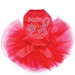 Paws for Pink Dog Tutu in 3 Colors-Breast Cancer Awareness - dic-pawspink