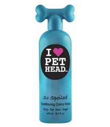 Pet Head - So Spoiled Conditioning Cream Rinse pet clothes, dog clothes, puppy clothes, pet store, dog store, puppy boutique store, dog boutique, pet boutique, puppy boutique, Bloomingtails, dog, small dog clothes, large dog clothes, large dog costumes, small dog costumes, pet stuff, Halloween dog, puppy Halloween, pet Halloween, clothes, dog puppy Halloween, dog sale, pet sale, puppy sale, pet dog tank, pet tank, pet shirt, dog shirt, puppy shirt,puppy tank, I see spot, dog collars, dog leads, pet collar, pet lead,puppy collar, puppy lead, dog toys, pet toys, puppy toy, dog beds, pet beds, puppy bed,  beds,dog mat, pet mat, puppy mat, fab dog pet sweater, dog sweater, dog winter, pet winter,dog raincoat, pet raincoat, dog harness, puppy harness, pet harness, dog collar, dog lead, pet l