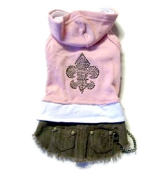 Pink Fleur de lis Jumper  puppy bed,  beds,dog mat, pet mat, puppy mat, fab dog pet sweater, dog swepet clothes, dog clothes, puppy clothes, pet store, dog store, puppy boutique store, dog boutique, pet boutique, puppy boutique, Bloomingtails, dog, small dog clothes, large dog clothes, large dog costumes, small dog costumes, pet stuff, Halloween dog, puppy Halloween, pet Halloween, clothes, dog puppy Halloween, dog sale, pet sale, puppy sale, pet dog tank, pet tank, pet shirt, dog shirt, puppy shirt,puppy tank, I see spot, dog collars, dog leads, pet collar, pet lead,puppy collar, puppy lead, dog toys, pet toys, puppy toy, dog beds, pet beds, puppy bed,  beds,dog mat, pet mat, puppy mat, fab dog pet sweater, dog sweater, dog winter, pet winter,dog raincoat, pet rai