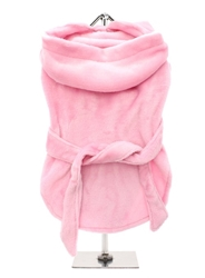 Pink Fluffy Terry Bath Robe  wooflink, susan lanci, dog clothes, small dog clothes, urban pup, pooch outfitters, dogo, hip doggie, doggie design, small dog dress, pet clotes, dog boutique. pet boutique, bloomingtails dog boutique, dog raincoat, dog rain coat, pet raincoat, dog shampoo, pet shampoo, dog bathrobe, pet bathrobe, dog carrier, small dog carrier, doggie couture, pet couture, dog football, dog toys, pet toys, dog clothes sale, pet clothes sale, shop local, pet store, dog store, dog chews, pet chews, worthy dog, dog bandana, pet bandana, dog halloween, pet halloween, dog holiday, pet holiday, dog teepee, custom dog clothes, pet pjs, dog pjs, pet pajamas, dog pajamas,dog sweater, pet sweater, dog hat, fabdog, fab dog, dog puffer coat, dog winter jacket, dog col