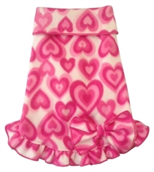 Pink Hearts Fleece Pullover  pet clothes, dog clothes, puppy clothes, pet store, dog store, puppy boutique store, dog boutique, pet boutique, puppy boutique, Bloomingtails, dog, small dog clothes, large dog clothes, large dog costumes, small dog costumes, pet stuff, Halloween dog, puppy Halloween, pet Halloween, clothes, dog puppy Halloween, dog sale, pet sale, puppy sale, pet dog tank, pet tank, pet shirt, dog shirt, puppy shirt,puppy tank, I see spot, dog collars, dog leads, pet collar, pet lead,puppy collar, puppy lead, dog toys, pet toys, puppy toy, dog beds, pet beds, puppy bed,  beds,dog mat, pet mat, puppy mat, fab dog pet sweater, dog sweater, dog winter, pet winter,dog raincoat, pet raincoat, dog harness, puppy harness, pet harness, dog collar, dog lead, pet l