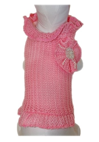 Pink Pearl Sweater - ccc-pkpearlM-4H4