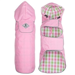 Pink Seattle Slicker Jacket pet clothes, dog clothes, puppy clothes, pet store, dog store, puppy boutique store, dog boutique, pet boutique, puppy boutique, Bloomingtails, dog, small dog clothes, large dog clothes, large dog costumes, small dog costumes, pet stuff, Halloween dog, puppy Halloween, pet Halloween, clothes, dog puppy Halloween, dog sale, pet sale, puppy sale, pet dog tank, pet tank, pet shirt, dog shirt, puppy shirt,puppy tank, I see spot, dog collars, dog leads, pet collar, pet lead,puppy collar, puppy lead, dog toys, pet toys, puppy toy, dog beds, pet beds, puppy bed,  beds,dog mat, pet mat, puppy mat, fab dog pet sweater, dog sweater, dog winter, pet winter,dog raincoat, pet raincoat, dog harness, puppy harness, pet harness, dog collar, dog lead, pet l