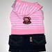 Pink Striped Polo Jumper - MD-pink-jumperX-NWM