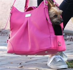Pink Yarrow Mia Michele Dog Carrier