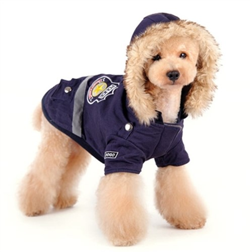 Police Dog Jacket - dgo-police