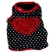 Polka Dot Heart Dog Tank - MD-dotheart-tankL-8PY