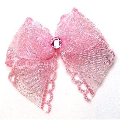 Princess Annie Dog Hair Bow - cutcol-annie