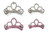 Princess Tiara Barrette - Large Only