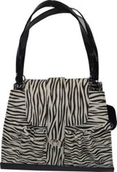 Puchi Bag Tami Elite - Zebra