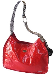 PuchiBag Ho-Beau Bag - Red Zebra