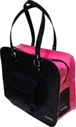 PuchiBag Maya Bag - Black Snake