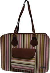 PuchiBag Maya Bag - Multi Colored Stripes
