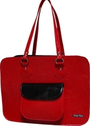PuchiBag Maya Bag - Red Hot