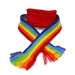 Rainbow Dog Scarf - dgo-rainbow
