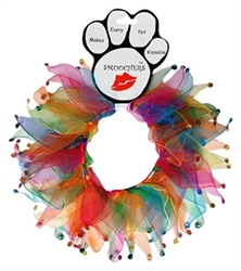 Rainbow Jewel  Smoocher Party Collars   dog bowls,susan lanci, puppia,wooflink, luxury dog boutique,tonimari,pet clothes, dog clothes, puppy clothes, pet store, dog store, puppy boutique store, dog boutique, pet boutique, puppy boutique, Bloomingtails, dog, small dog clothes, large dog clothes, large dog costumes, small dog costumes, pet stuff, Halloween dog, puppy Halloween, pet Halloween, clothes, dog puppy Halloween, dog sale, pet sale, puppy sale, pet dog tank, pet tank, pet shirt, dog shirt, puppy shirt,puppy tank, I see spot, dog collars, dog leads, pet collar, pet lead,puppy collar, puppy lead, dog toys, pet toys, puppy toy, dog beds, pet beds, puppy bed,  beds,dog mat, pet mat, puppy mat, fab dog pet sweater, dog sweater, dog winter, pet winter,dog raincoat, pet raincoat