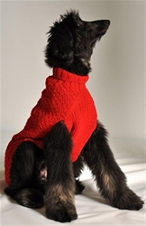 Red Cable Knit Dog Sweater      dog bowls,susan lanci, puppia,wooflink, luxury dog boutique,tonimari,pet clothes, dog clothes, puppy clothes, pet store, dog store, puppy boutique store, dog boutique, pet boutique, puppy boutique, Bloomingtails, dog, small dog clothes, large dog clothes, large dog costumes, small dog costumes, pet stuff, Halloween dog, puppy Halloween, pet Halloween, clothes, dog puppy Halloween, dog sale, pet sale, puppy sale, pet dog tank, pet tank, pet shirt, dog shirt, puppy shirt,puppy tank, I see spot, dog collars, dog leads, pet collar, pet lead,puppy collar, puppy lead, dog toys, pet toys, puppy toy, dog beds, pet beds, puppy bed,  beds,dog mat, pet mat, puppy mat, fab dog pet sweater, dog sweater, dog winter, pet winter,dog raincoat, pet raincoat