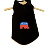 Republican Elephant Tank wooflink, susan lanci, dog clothes, small dog clothes, urban pup, pooch outfitters, dogo, hip doggie, doggie design, small dog dress, pet clotes, dog boutique. pet boutique, bloomingtails dog boutique, dog raincoat, dog rain coat, pet raincoat, dog shampoo, pet shampoo, dog bathrobe, pet bathrobe, dog carrier, small dog carrier, doggie couture, pet couture, dog football, dog toys, pet toys, dog clothes sale, pet clothes sale, shop local, pet store, dog store, dog chews, pet chews, worthy dog, dog bandana, pet bandana, dog halloween, pet halloween, dog holiday, pet holiday, dog teepee, custom dog clothes, pet pjs, dog pjs, pet pajamas, dog pajamas,dog sweater, pet sweater, dog hat, fabdog, fab dog, dog puffer coat, dog winter jacket, dog col